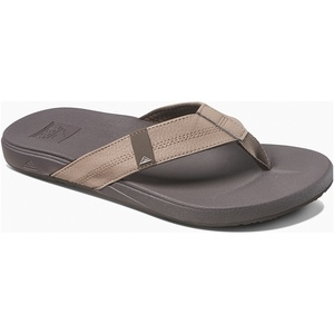 2019 Reef Mens Cushion Bounce Phantom Sandals / Flip Flops Brown RF0A3FDI